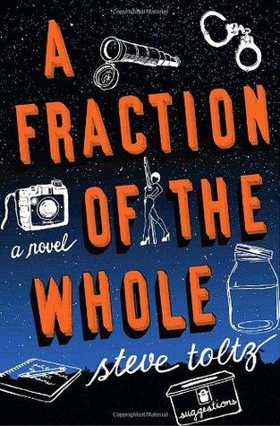 رمان جزء از کل - استیو تولتز