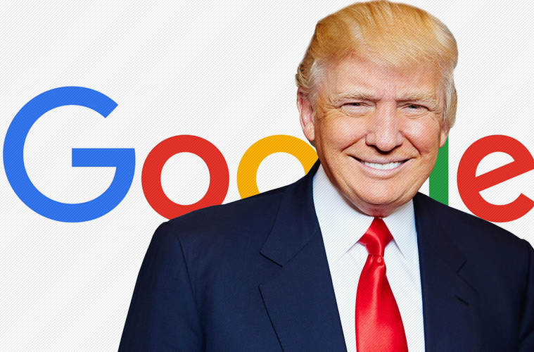 google trump 1