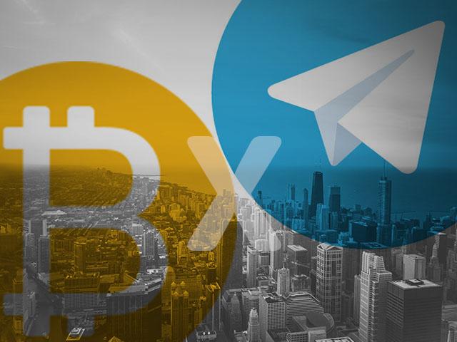 تلگرام - بلاک چین - ارز دیجیتال